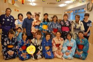 錦糸 盆踊り 集合