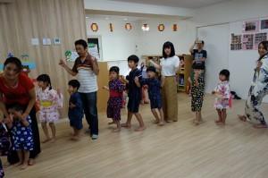 錦糸 盆踊り 親